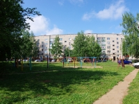 Елабуга, улица Пролетарская, дом 22. многоквартирный дом