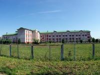 Elabuga, 文科中学 №1, Proletarskaya st, 房屋 28А