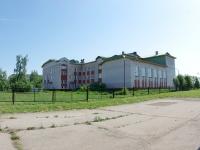 Елабуга, гимназия №1, улица Пролетарская, дом 28А