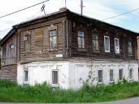 Елабуга, улица 10 лет Татарстана, дом 12. многоквартирный дом