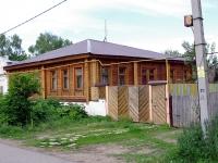 Елабуга, улица 10 лет Татарстана, дом 14. индивидуальный дом