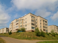Elabuga, st Razvedchikov, house 1. Apartment house
