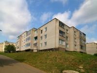 Elabuga, st Razvedchikov, house 3. Apartment house