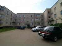 Elabuga, Razvedchikov st, house 3. Apartment house