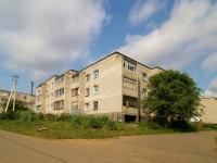 Elabuga, st Razvedchikov, house 5. Apartment house