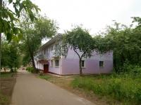 Elabuga, st Razvedchikov, house 31А. Apartment house