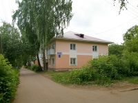 Elabuga, Razvedchikov st, house 31Б. Apartment house