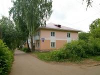 Elabuga, st Razvedchikov, house 31Б. Apartment house