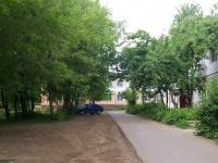 Elabuga, Razvedchikov st, house 31Б. Apartment house
