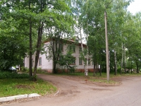 Elabuga, Razvedchikov st, house 35. Apartment house