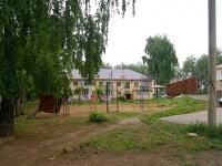 Elabuga, st Razvedchikov, house 37. Apartment house