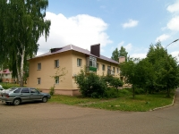 Elabuga, Razvedchikov st, house 37. Apartment house