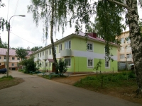 Elabuga, Razvedchikov st, house 39А. Apartment house