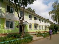 Elabuga, st Razvedchikov, house 39А. Apartment house