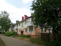 Elabuga, Razvedchikov st, house 39Б. Apartment house