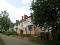 Elabuga, st Razvedchikov, house 39Б. Apartment house