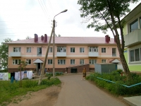 Elabuga, Razvedchikov st, house 39. Apartment house