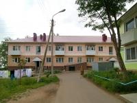 Elabuga, st Razvedchikov, house 39. Apartment house
