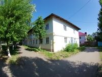 Elabuga, st Razvedchikov, house 43. Apartment house