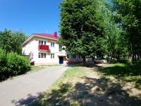 Elabuga, st Razvedchikov, house 45. Apartment house