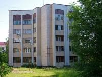 Elabuga, st Razvedchikov, house 46. Apartment house
