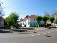 Elabuga, st Razvedchikov, house 47. Apartment house