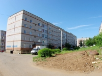 Elabuga, Razvedchikov st, house 54. Apartment house