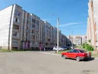 Elabuga, Razvedchikov st, house 56. Apartment house