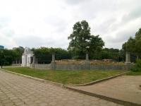 Елабуга, мемориальный комплекс Троицкое кладбищеулица Разведчиков, мемориальный комплекс Троицкое кладбище