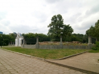 Elabuga, memorial complex Троицкое кладбищеRazvedchikov st, memorial complex Троицкое кладбище