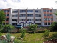 Elabuga, 学校 №10, Mardzhani st, 房屋 54