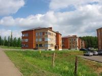Elabuga, Parkovaya st, house 2. Apartment house