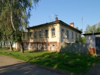 Elabuga, Stakheevykh st, house 1. Apartment house