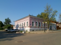 Elabuga, Stakheevykh st, house 5. multi-purpose building