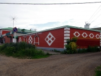 Elabuga, Stakheevykh st, house 7. multi-purpose building