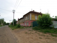 Elabuga, Stakheevykh st, house 11. Apartment house