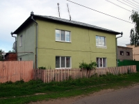 Elabuga, Stakheevykh st, house 16. Apartment house