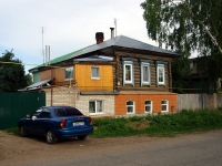 Elabuga, Stakheevykh st, house 26. Private house