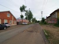 Elabuga, Вид на улицуStakheevykh st, Вид на улицу