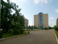 Elabuga, hotel Alabuga City Hotel, Kazanskaya st, house 4А
