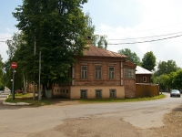 Elabuga, Kazanskaya st, house 6. Private house