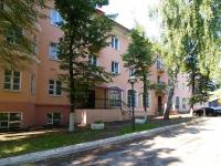 Elabuga, Kazanskaya st, 房屋 12. 公寓楼