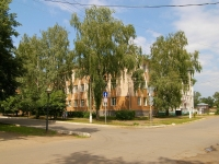 Elabuga, Kazanskaya st, house 15. Apartment house