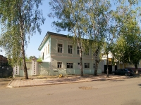 Elabuga, Kazanskaya st, house 34. office building
