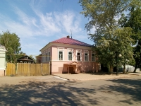 Elabuga, Kazanskaya st, house 39. Apartment house
