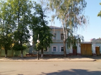 Elabuga, Kazanskaya st, house 40. Apartment house