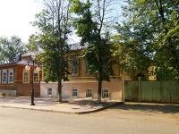 Elabuga, Kazanskaya st, house 42. Apartment house