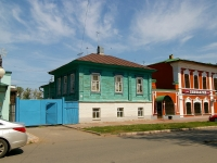 Elabuga, Kazanskaya st, house 43. Private house