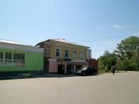 Elabuga, Kazanskaya st, house 48. Apartment house