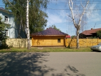 Elabuga, Kazanskaya st, house 49. Private house